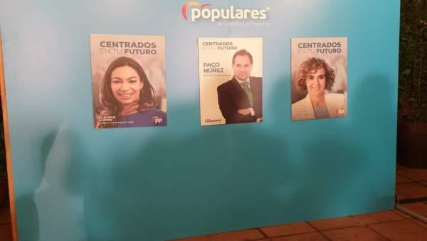26M.- Núñez Inicia Campaña Con El 'Reto' De 'Devolver La Ilusión' A C-LM Frente Al 'Gobierno De La Dejadez' Del PSOE