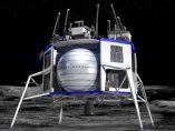 La nave 'Blue Moon'