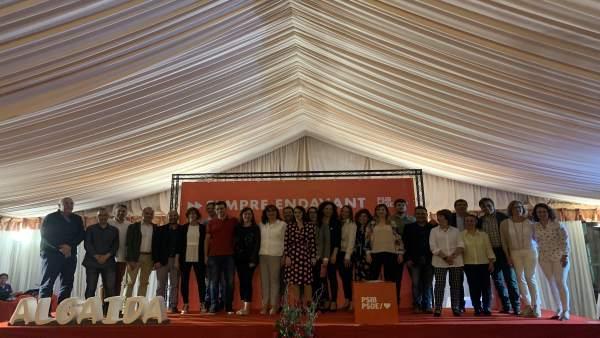 26M.- Armengol: 'La Única Encuesta Válida Es En Las Urnas, Que Nadie Se Relaje'