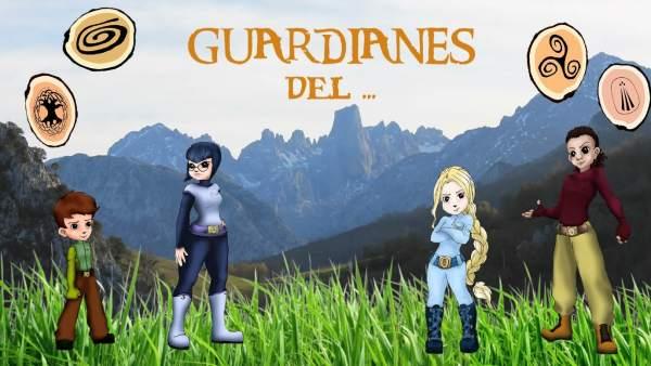Un grupo de profesores asturianos crean una aventura interactiva para alumnos de Primaria