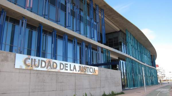 Ciudad de la Justicia de Zaragoza.