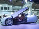 Las marcas eligen el Salón de Barcelona para exhibir músculo electrificado.
