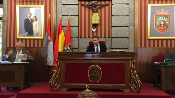 El Pleno del Ayuntamiento de Burgos aprueba por mayoría una modificación presupuestaria de más de 13 millones