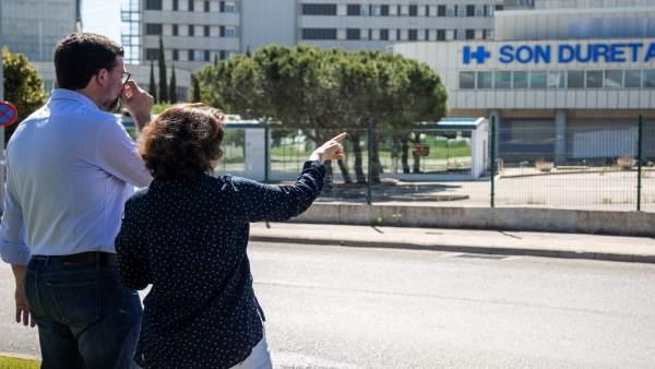 26M.- MÉS Per Palma Realizará Una Residencia Para Ancianos En Son Banya, Tras Su Demsmantelamiento