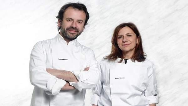 El cocinero Nacho Manzano, pregonero del Sella