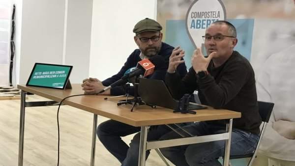 26A.- Compostela Aberta Invita A PP, PSOE Y BNG A Posicionarse Sobre La Remunicipalización Del Servicio De Agua