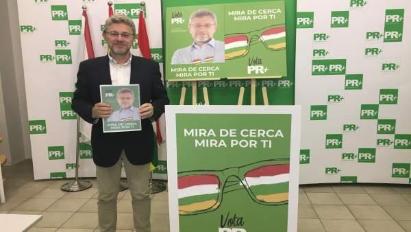 26M.- Revuelta (PR+): 'Confiamos En La Capacidad De Los Riojanos, Pero Necesitamos Ser Competitivos'