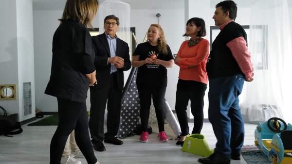 26M.- El PAR Apoya Un Plan De Centros Públicos Y Concertados Para Universalizar La Educación De 0 A 3 Años