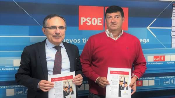 26M.- PSOE Apuesta Por Crear En Torrelavega Una 'Gran Avenida' En Los Terrenos Que Libere El Soterramiento