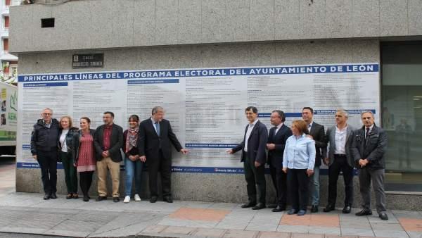 26M.- El PP Presenta 191 Propuestas Y 12 Reivindicaciones Con Las Que Gobernar 'Con León Y Por León'
