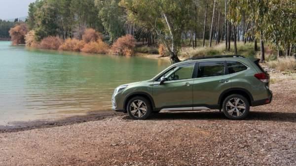 Subaru presenta en el Automobile Barcelona sus dos primeros modelos híbridos