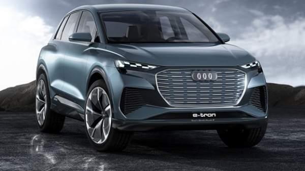 Audi lanzará a finales de 2020 el Q4 e-tron, que será el quinto modelo eléctrico de la firma