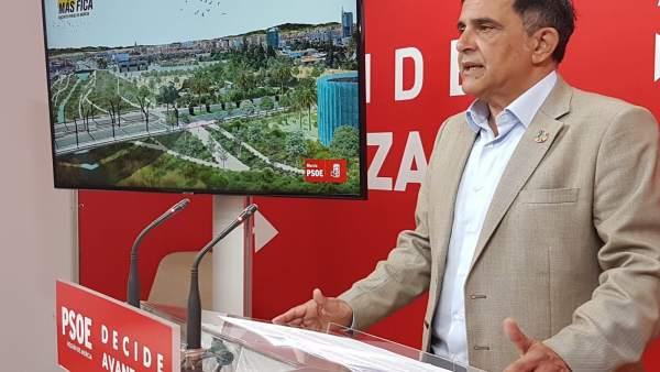 Serrano: 'Dotaremos a Murcia de un recinto ferial propio del séptimo municipio de España'