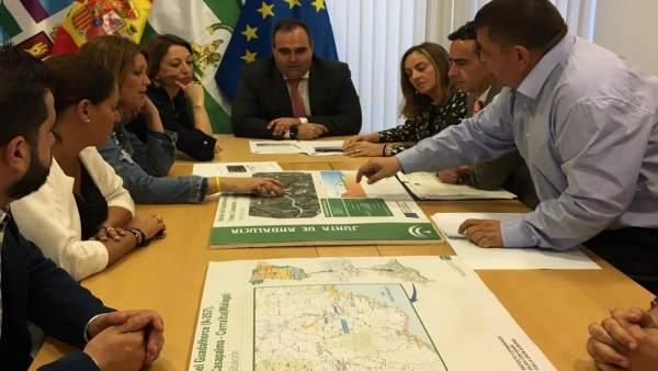 Málaga.- Junta actualizará los proyectos de la autovía Málaga-Ronda-Campillos, que incluirá en los presupuestos de 2020