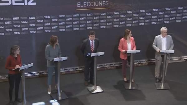 26M.- Compromís, PSPV Y UP Reivindican El Trabajo Hecho En València Y PP Y Cs Critican La 'Falta De Gestión'