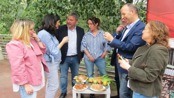 26M.- Soro (CHA) Apuesta Por Vincular Medio Ambiente, Tecnología E Innovación Para Lograr Un Aragón Más Sostenible