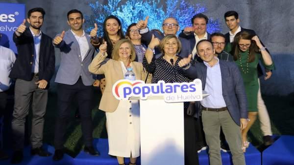 Huelva.-26M.- Jerónimo Limón (PP) lidera la 'candidatura del cambio' en Bonares 'tras 40 años de alcaldes socialistas'