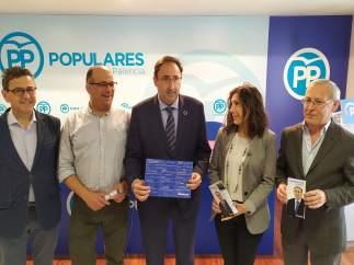 26M.- Impulso Empresarial, Empleo, Calidad De Los Servicios  Y Medio Ambiente Centran El Programa Del PP En Palencia