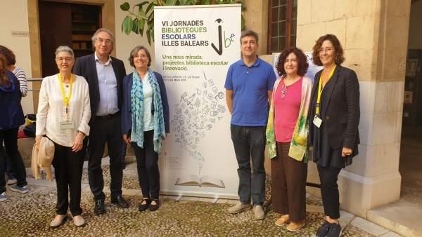 Unos 175 docentes asisten a las IV Jornadas de Bibliotecas Escolares