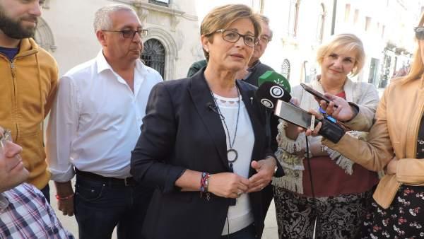 Almería.-26M.-PSOE propone un centro de arte flamenco y dar un 'apoyo decidido al cine' para generar 'riqueza'