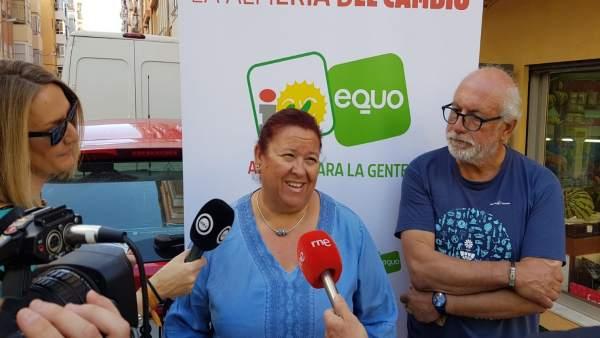 Almería.-26M.- IU aboga por que la documentación municipal sea de 'lectura facil' y el fomento de la accesibilidad