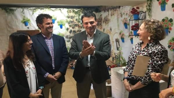 Córdoba.- 26M.- Bellido (PP) dice que su primera medida será crear la Delegación de Inclusión para atender a personas