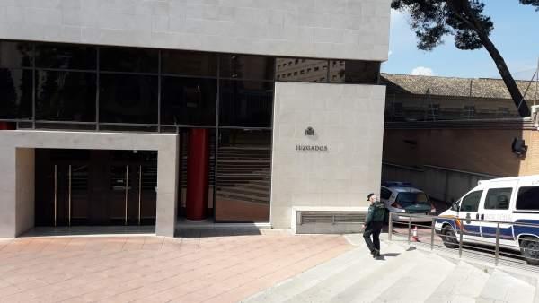 Granada.- Sucesos.- Ordenan el ingreso en prisión de un tercer implicado en el tiroteo de La Zubia donde murió un joven
