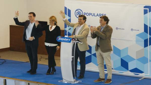 26M.- Company Promete Crear 600 Plazas Para Residencias En Baleares Si Gobierna Tras Las Autonómicas
