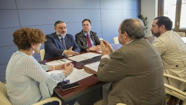 Granada.- La Junta agilizará la tramitación de solicitudes para la captación de aguas subterráneas