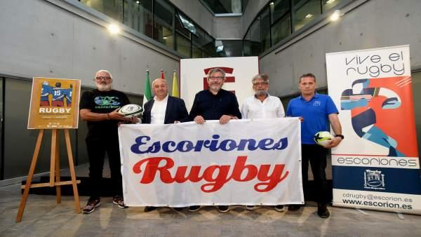 Granada.- La Ciudad Deportiva de Diputación acoge este fin de semana el Torneo de Rugby Manuel Haro Vallejo