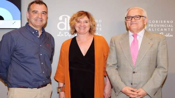 Cultura.- Ana Wagener, Premio de honor del Festival de Alicante: 'Prefiero el trabajo bien hecho, me da igual el medio'
