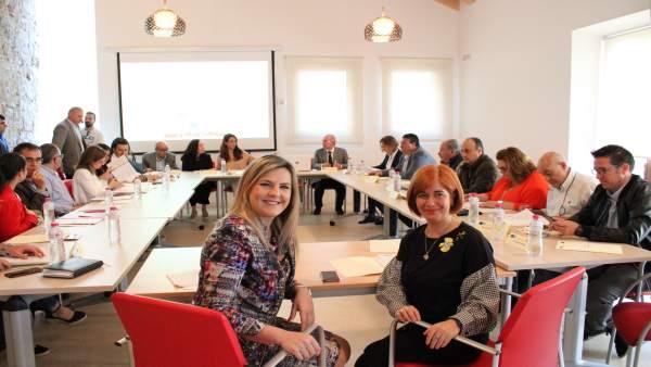 Jaén.- Úbeda y Baeza ya tienen definidos sus proyectos con cargo a los 12,5 millones de euros del Edusi