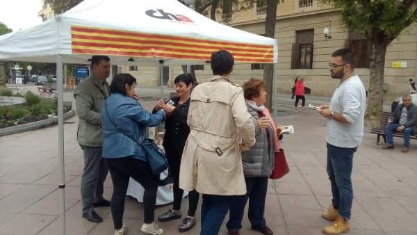 Alastruey (CHA) quiere un Ayuntamiento de Huesca que apueste por la participación y la transparencia real