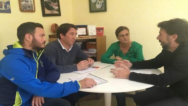 Huelva.- 26M.- Creo en Huelva apuesta por el modelo de plazas concertadas en centros asistenciales