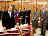Fotografía de archivo, tomada el 14 de abril del 2008, del exvicepresidente del Gobierno y ex secretario general del PSOE, Alfredo Pérez Rubalcaba.