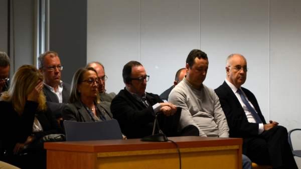 VÍDEO: El juicio a Blasco arranca con el anuncio de preacuerdos por concretar entre parte de los acusados y Fiscalía