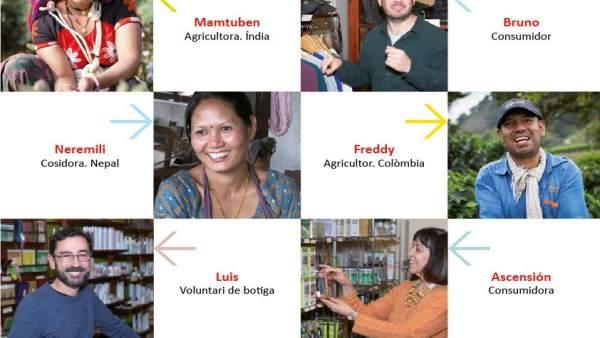Empieza el programa de actividades en Baleares para celebrar el Día Mundial del Comercio Justo