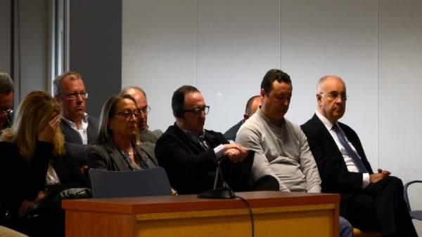 Fiscalia arriba a un acord amb Blasco i Tauroni, que acceptaran penes superiors a tres anys