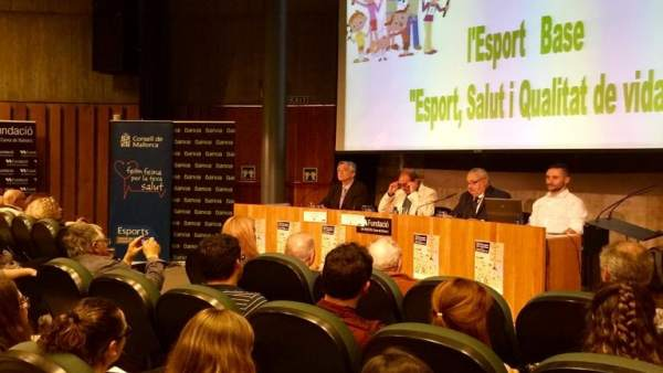 El Consell entrega los Premios al Espíritu Deportivo a Mateu Martorell, Salvador Ripoll,Ramón Córcoles y a Ses Garrigues
