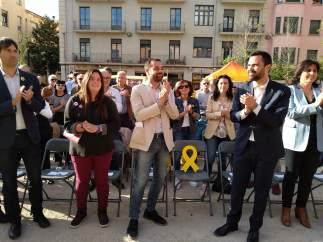 26M.- Torrent: 'Llevaremos Al Parlamento Europeo Un Preso Político'