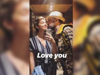 Instagram Story de Laura Escanes