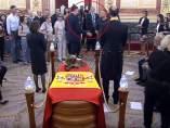 Incidente en el velatorio de Rubalcaba
