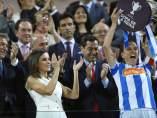 La final de la Copa de la Reina bate el récord de audiencia