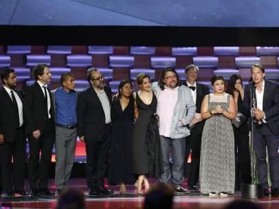 Elenco de la película 'Roma'