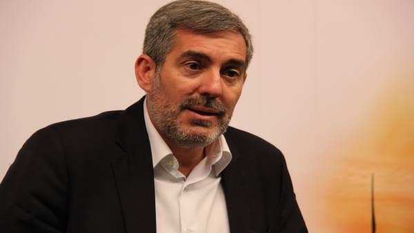 26M.- La Junta Electoral suspende un almuerzo de Clavijo con el sector del deporte