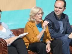 26M.- Más Madrid Quiere Convertir La Castellana Y Santa María De La Cabeza 'En Calles, En Vías Urbanas'