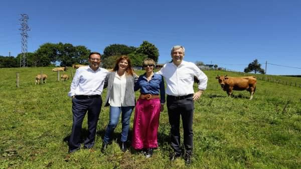 Rural.- 26M.- Garicano (Cs) quiere una PAC al servicio de explotaciones pequeñas