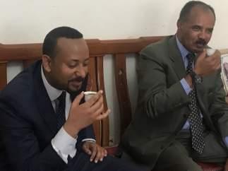 7. Isaias Afwerki (Eritrea)