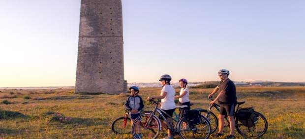 Cádiz.- Adjudicadas las obras de la vía ciclista entre Conil de la Frontera y Los Caños