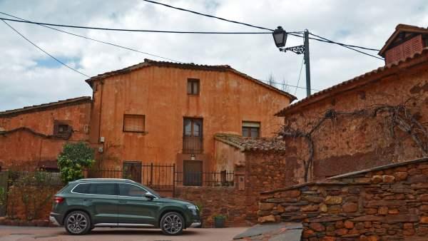 Caracoles, ciclistas y bosques secretos en una ruta por <h3 class='enlacePalabraNoticia' onclick='opcionBuscarActualidad('Segovia','')' >Segovia</h3>
